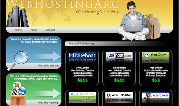 webhostingarc